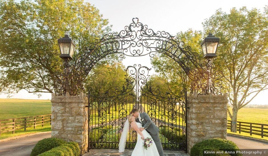 Stephen and Hilary's Wedding in Lexington, Kentucky