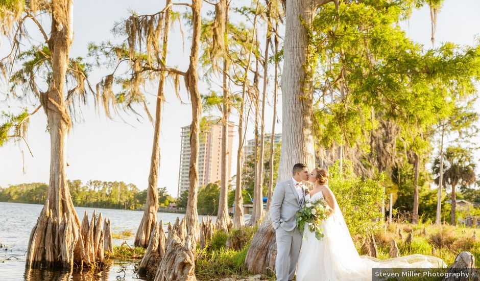 Frankie and Nicole's Wedding in Orlando, Florida
