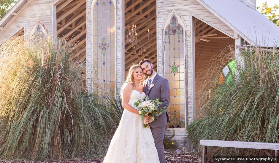 Garrett and Holly's Wedding in San Antonio, Texas