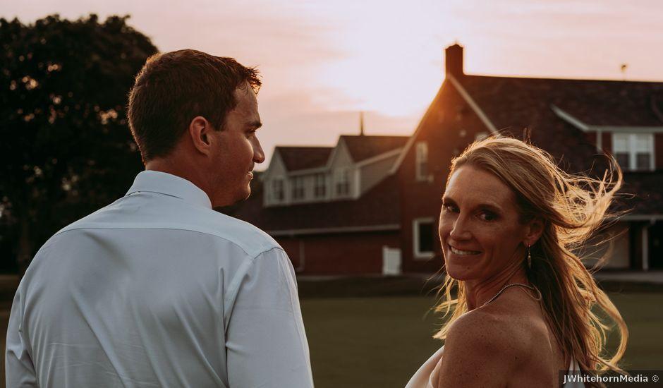 Courtney and Chris's Wedding in Toledo, Ohio
