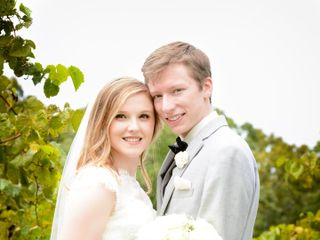 The wedding of Krista and Joseph