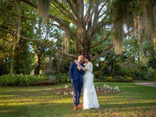 The wedding of Maya and Esteban