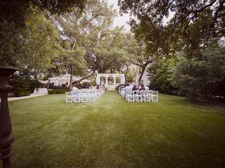 The wedding of Elizabeth and Brady 1