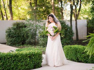 The wedding of Elizabeth and Brady 3