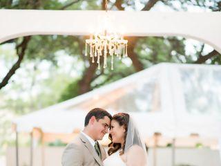 The wedding of Elizabeth and Brady