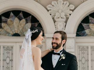 The wedding of Arhsley and Eduardo 3