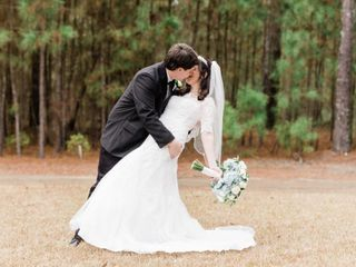 The wedding of Ezra and Mallory