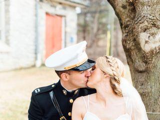 The wedding of Laura and Dan 3