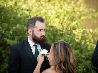 The wedding of Paige and Kyland 3