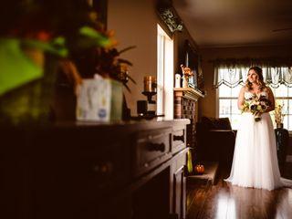 The wedding of Ashley and Dan 2