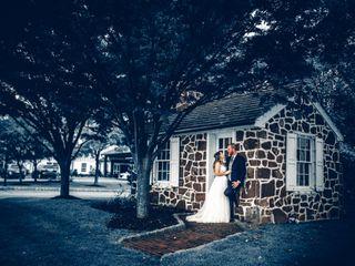 The wedding of Ashley and Dan