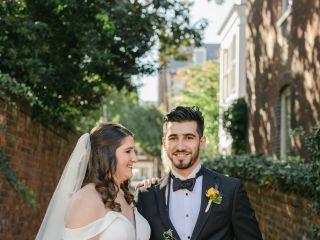The wedding of Erin and Osama 1