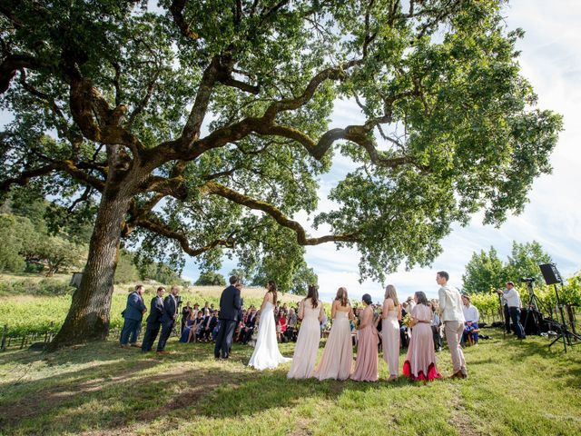Emily and Greg's Wedding in Cloverdale, California 6