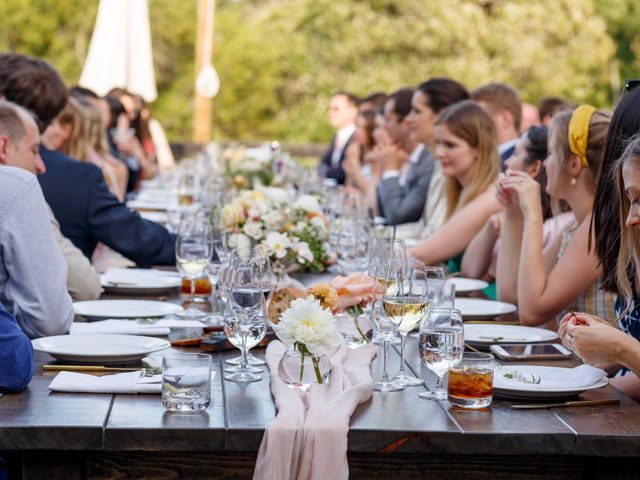 Emily and Greg's Wedding in Cloverdale, California 22