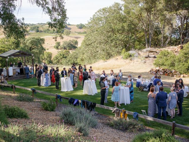 Emily and Greg's Wedding in Cloverdale, California 29