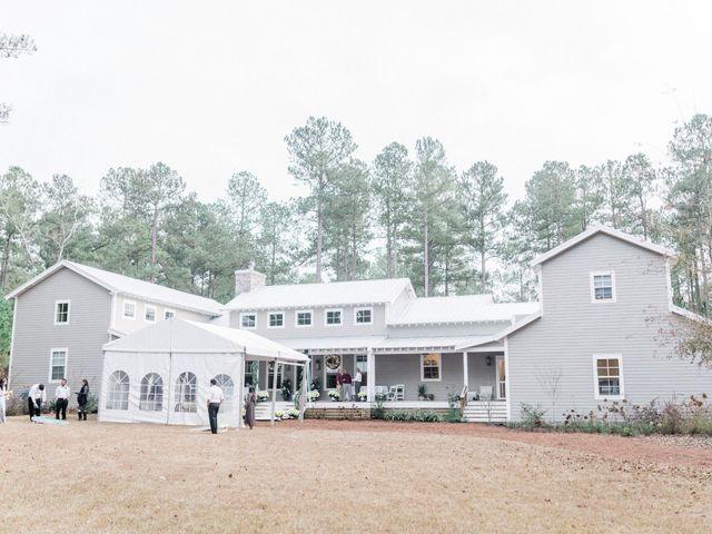 Mallory and Ezra's Wedding in Aiken, South Carolina 3