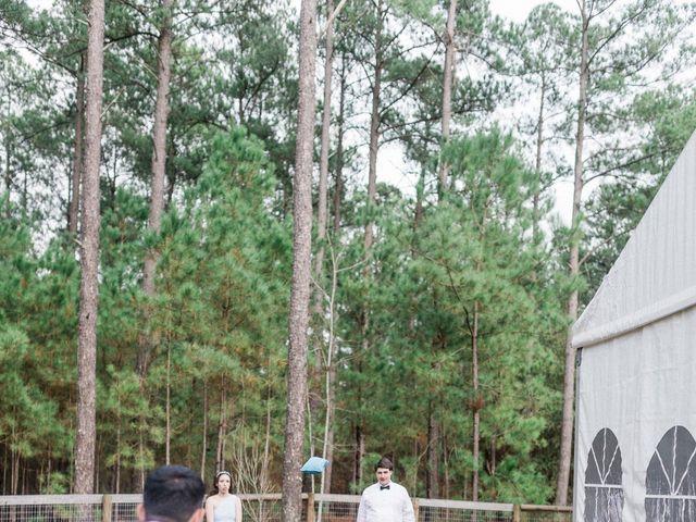 Mallory and Ezra's Wedding in Aiken, South Carolina 6