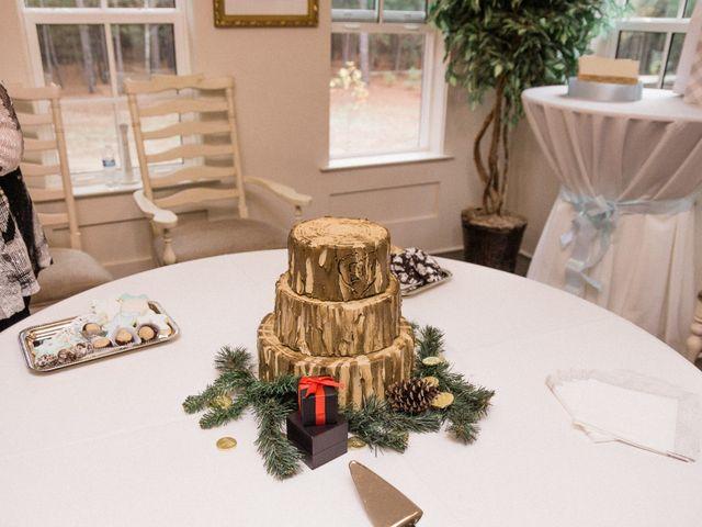 Mallory and Ezra's Wedding in Aiken, South Carolina 10