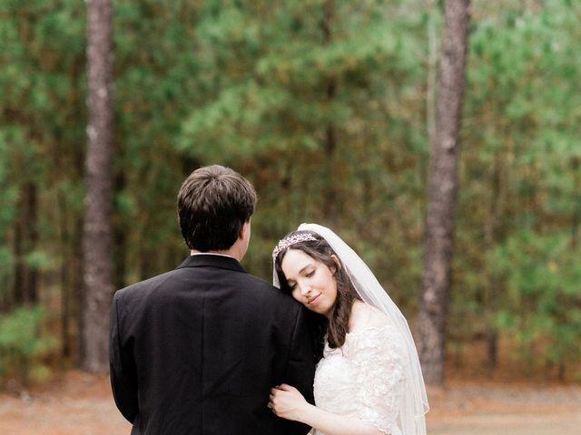Mallory and Ezra's Wedding in Aiken, South Carolina 13