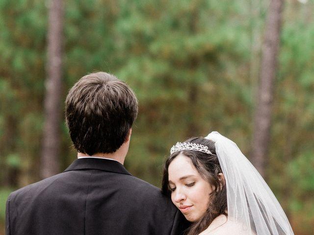 Mallory and Ezra's Wedding in Aiken, South Carolina 14
