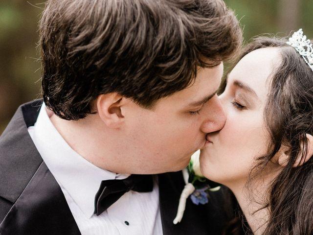 Mallory and Ezra's Wedding in Aiken, South Carolina 15