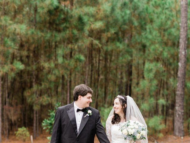 Mallory and Ezra's Wedding in Aiken, South Carolina 16