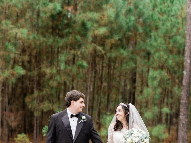 Mallory and Ezra's Wedding in Aiken, South Carolina 17