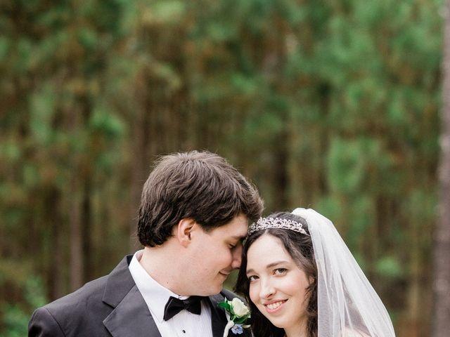 Mallory and Ezra's Wedding in Aiken, South Carolina 1
