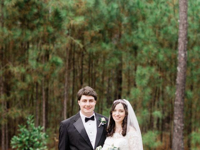 Mallory and Ezra's Wedding in Aiken, South Carolina 18
