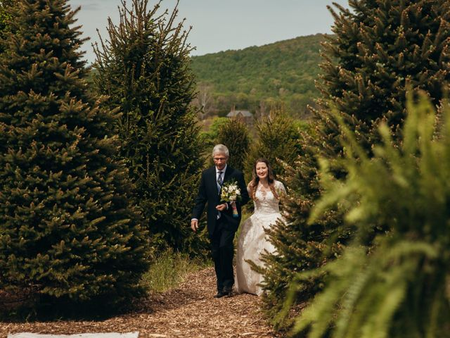 Kelsey and Bryson's Wedding in Lititz, Pennsylvania 1