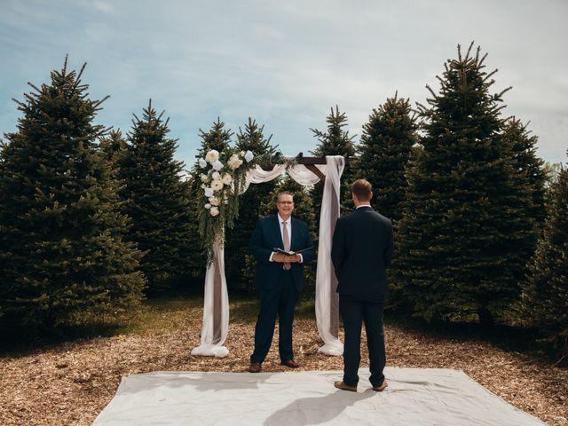 Kelsey and Bryson's Wedding in Lititz, Pennsylvania 2