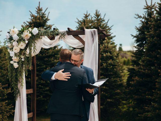 Kelsey and Bryson's Wedding in Lititz, Pennsylvania 3