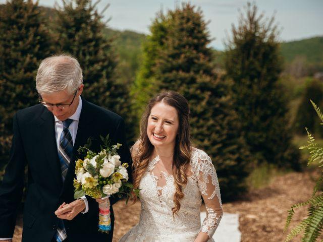 Kelsey and Bryson's Wedding in Lititz, Pennsylvania 4