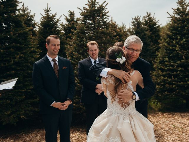 Kelsey and Bryson's Wedding in Lititz, Pennsylvania 8