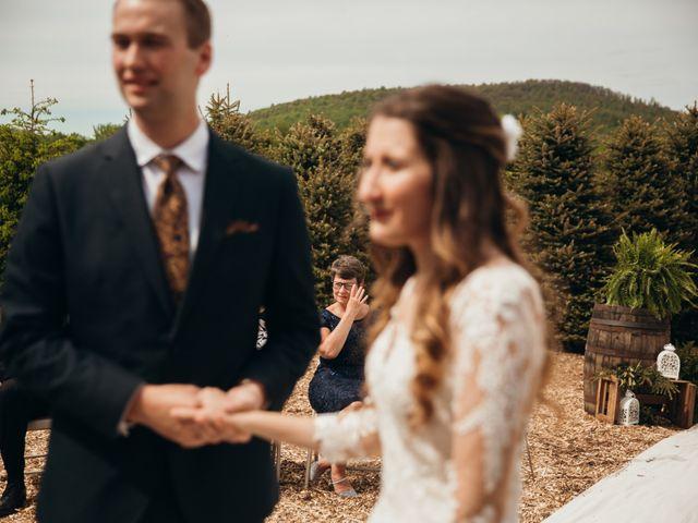 Kelsey and Bryson's Wedding in Lititz, Pennsylvania 9