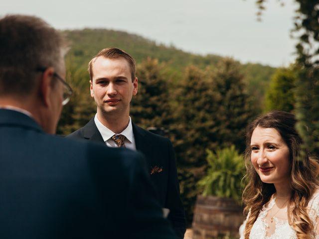 Kelsey and Bryson's Wedding in Lititz, Pennsylvania 11