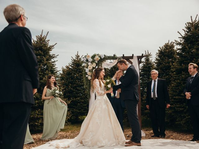 Kelsey and Bryson's Wedding in Lititz, Pennsylvania 15