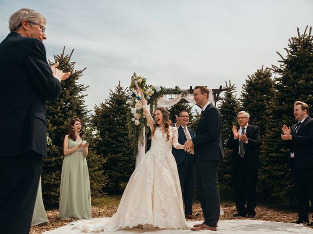 Kelsey and Bryson's Wedding in Lititz, Pennsylvania 16