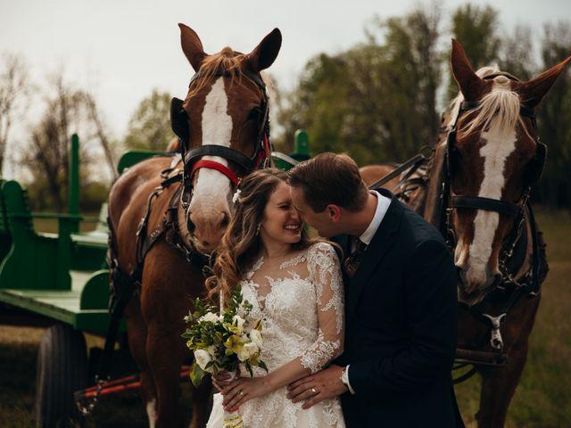 Kelsey and Bryson's Wedding in Lititz, Pennsylvania 20