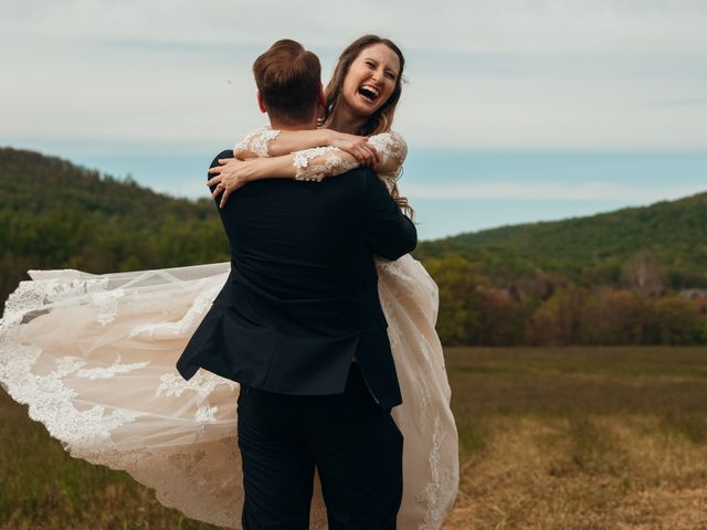 Kelsey and Bryson's Wedding in Lititz, Pennsylvania 22