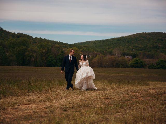 Kelsey and Bryson's Wedding in Lititz, Pennsylvania 24