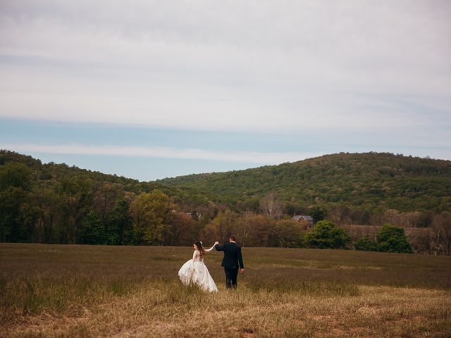 Kelsey and Bryson's Wedding in Lititz, Pennsylvania 25