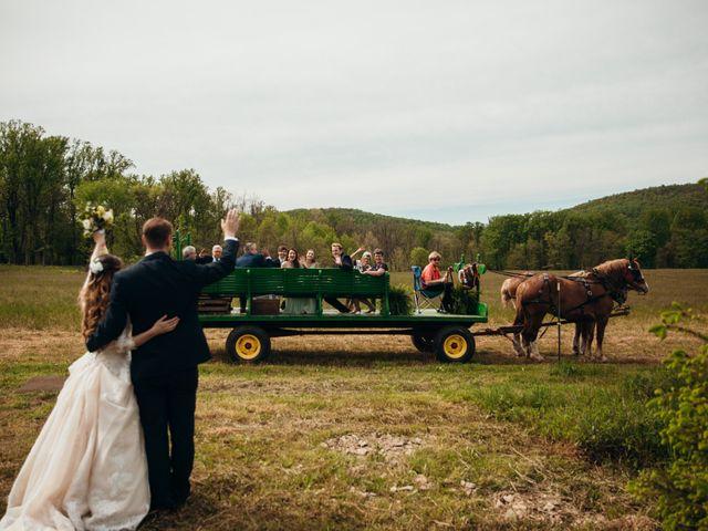 Kelsey and Bryson's Wedding in Lititz, Pennsylvania 28
