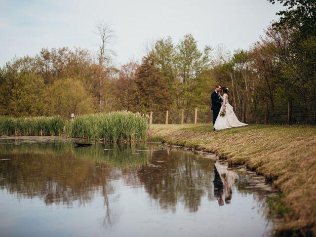 Kelsey and Bryson's Wedding in Lititz, Pennsylvania 29