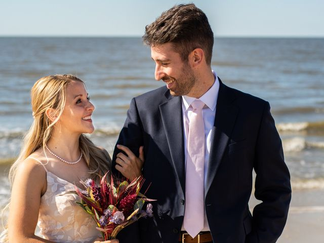 The wedding of John and Emily