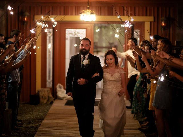 Kyland and Paige's Wedding in San Marcos, Texas 5
