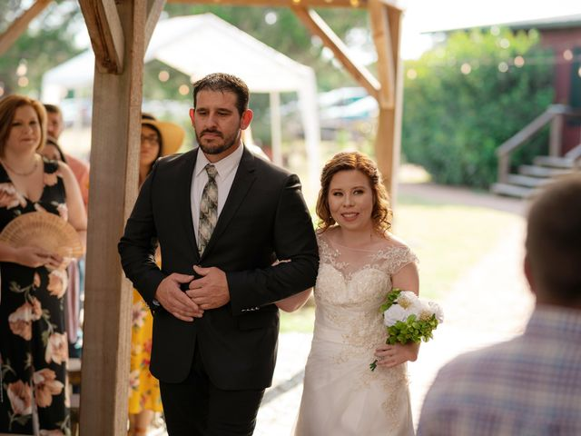 Kyland and Paige's Wedding in San Marcos, Texas 8
