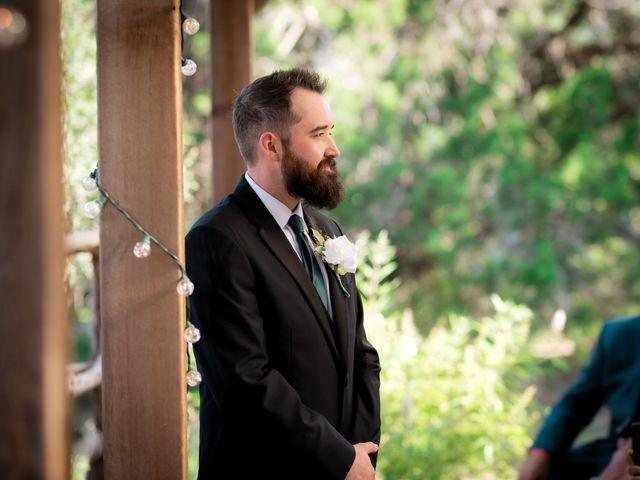 Kyland and Paige's Wedding in San Marcos, Texas 10