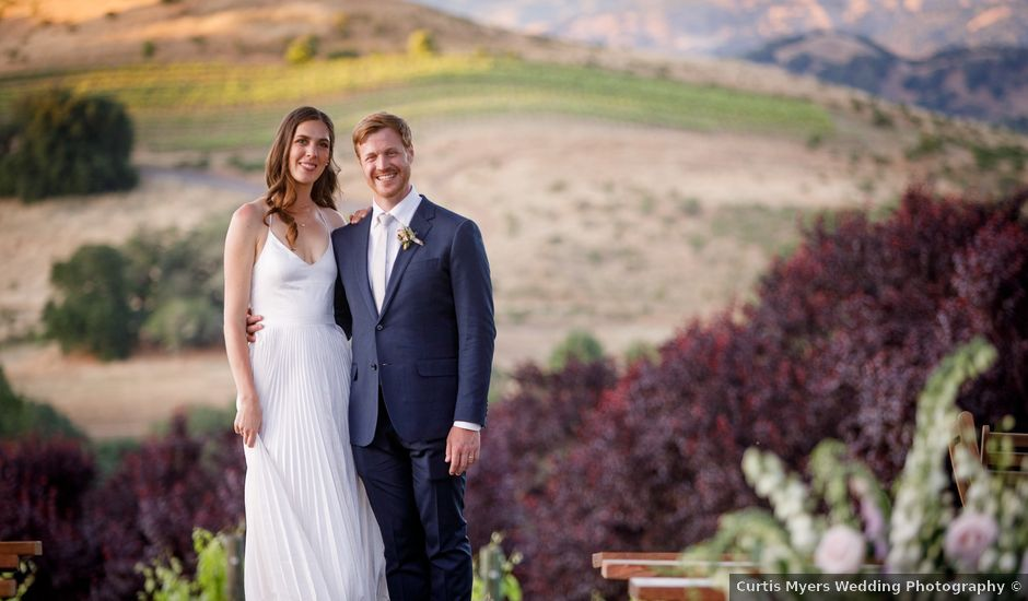 Emily and Greg's Wedding in Cloverdale, California