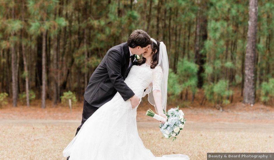 Mallory and Ezra's Wedding in Aiken, South Carolina